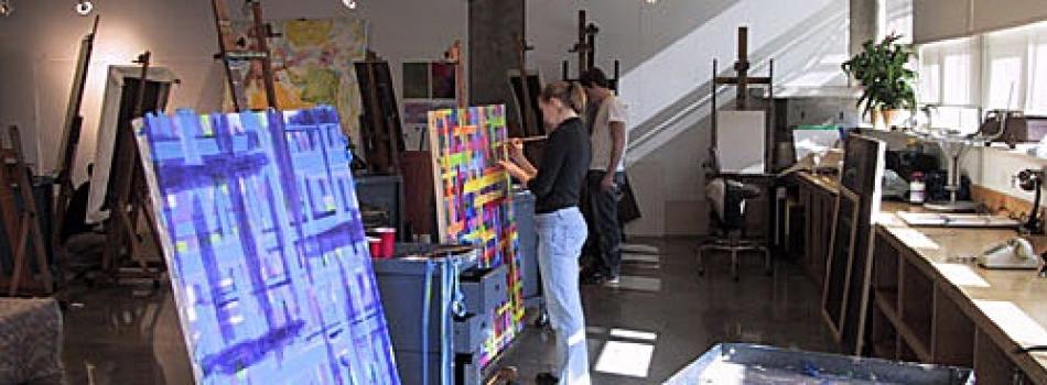 Bucksbaum Printmaking Studio