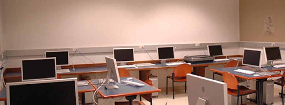 Bucksbaum Studio Art Technology Lab