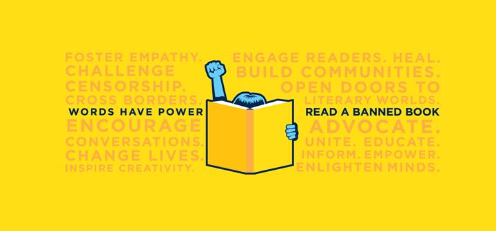 Banned Books Week, September 24-30, 2017