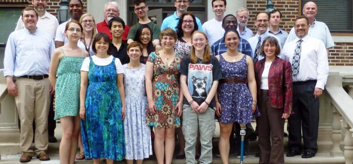 2013 Chem Graduates