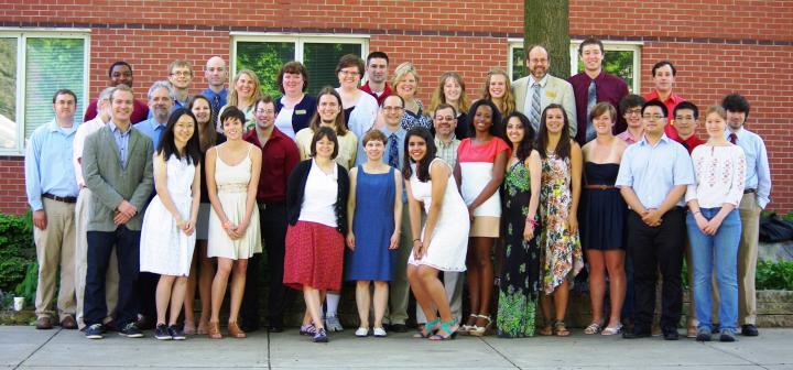 2013 Biochem Graduates