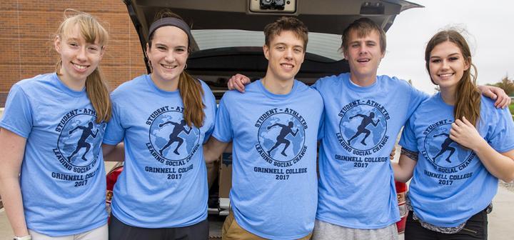 Student Athletes Leading Social Change (SALSC)