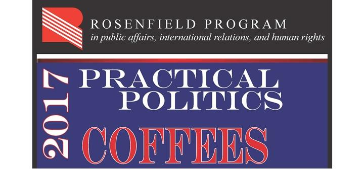 2017 Practical Politics Coffees