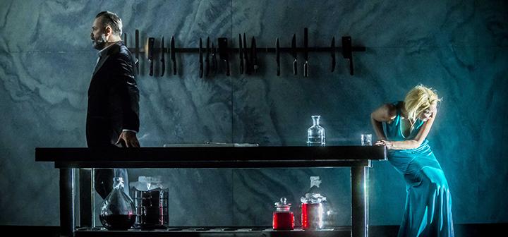 Scene from Met Opera's Iolanta
