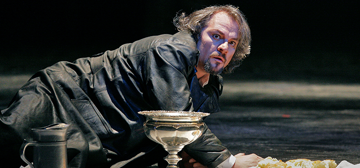 Scene from Met Opera's Macbeth