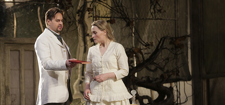 Scene from Met Opera's The Marriage of Figaro