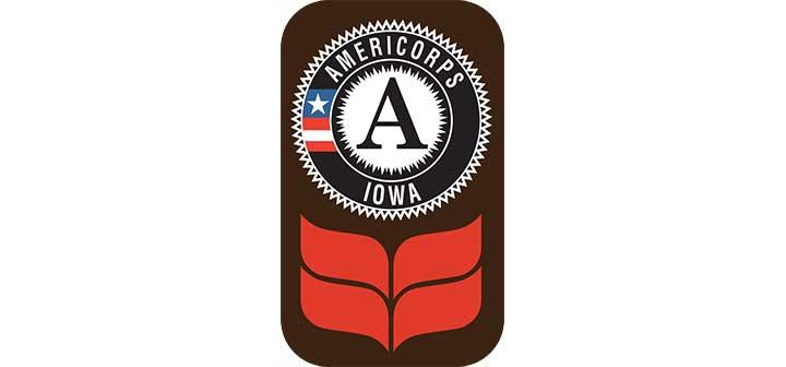 Americorps Grinnell Partnership logo