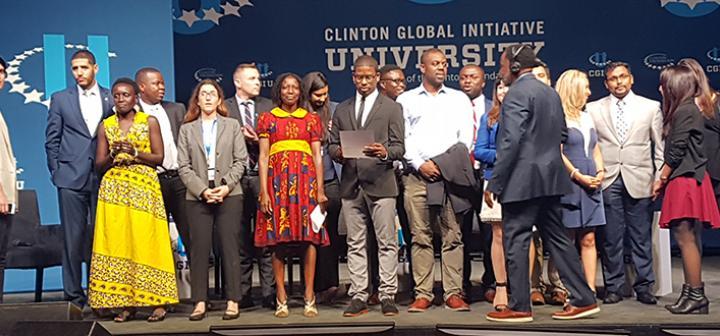 Clinton Global Health Initiative
