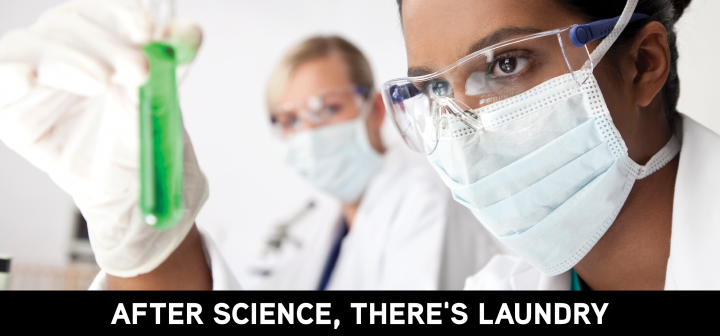 After Science, There's Laundry