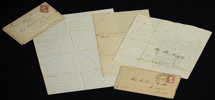 George Washington Cook Correspondence