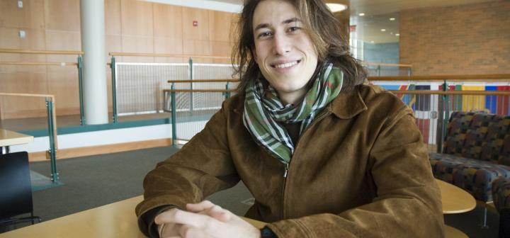 2010 Watson Fellow Filippos Tsakiris