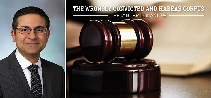 The Wrongly Convicted and Habeas Corpus - Jeetander Dulani