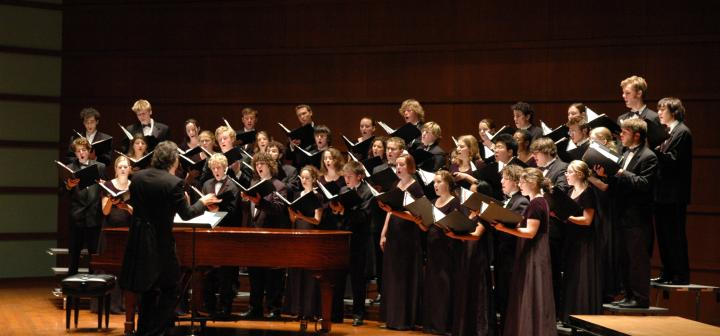 Grinnell Singers 2011