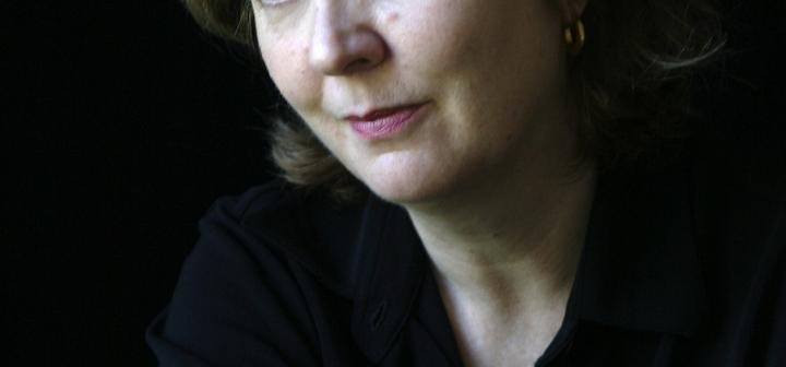 Non-fiction writer Patricia Hampl