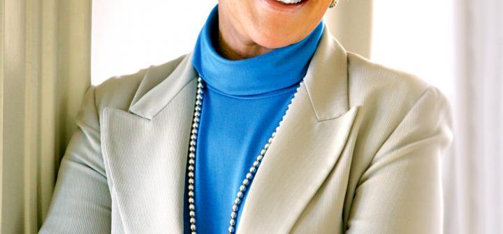Jo Luck, Co-founder and President, Heifer International
