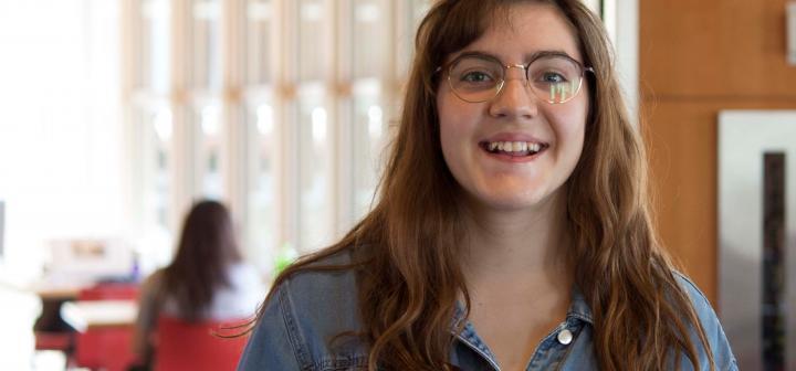 Kayla Estes '18