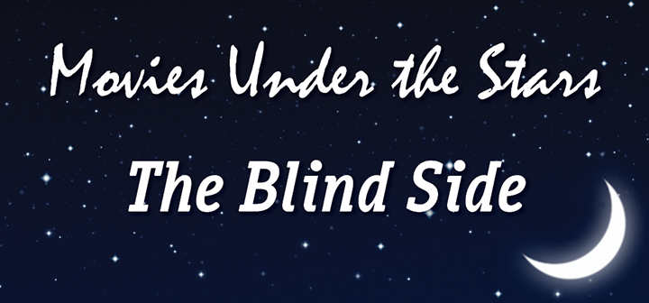 Movies Under the Stars: The Blind Side