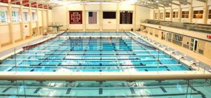 Grinnell's Olympic-size pool