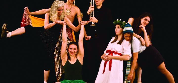 Dance Ensemble Fall 2011