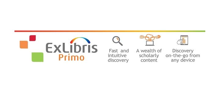 ExLibris Primo Library Discovery Tool
