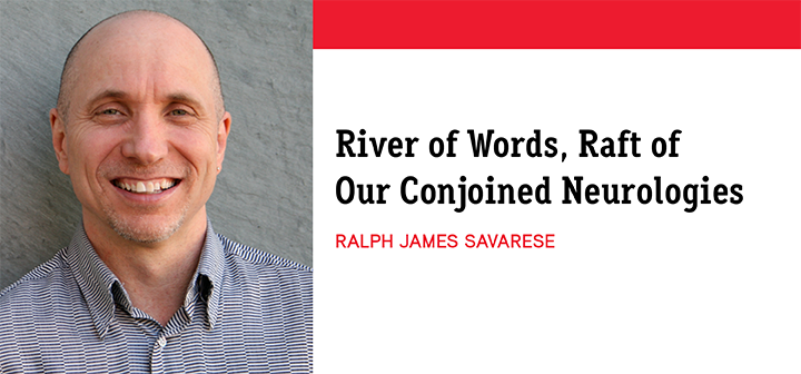 Ralph Savarese and essay title