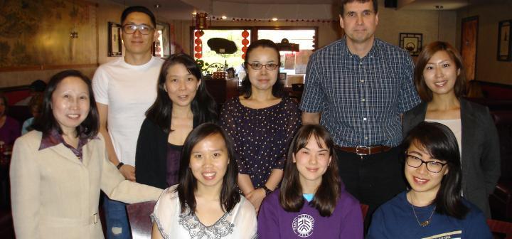 Chinese majors Banquet