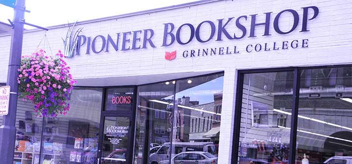 Exterior of the Pioneer Bookshop