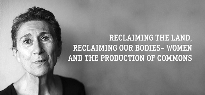 Reclaiming the Land, Reclaiming Our Bodies
