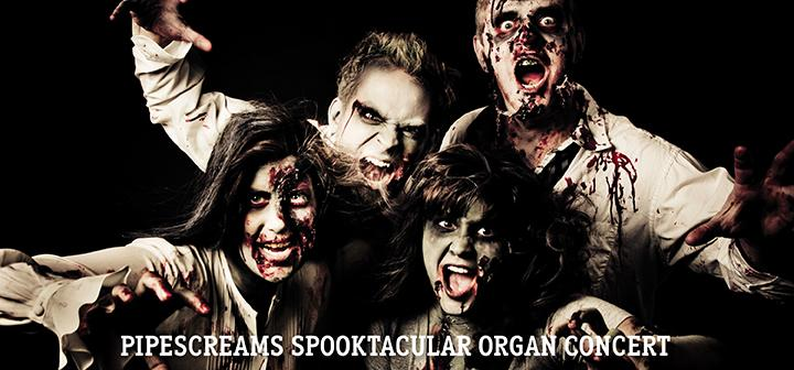 PipeScreams Spooktacular Organ Concert