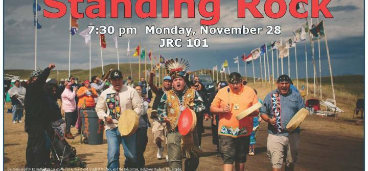 Panel: Firsthand Stories from Standing Rock