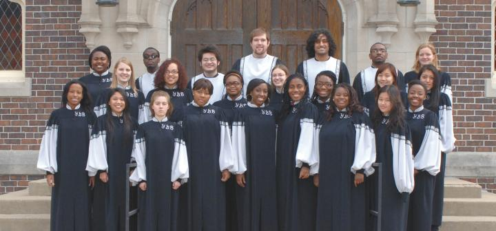 Young, Gifted and Black Gospel Choir