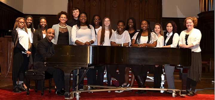 Young, Gifted, and Black Choir