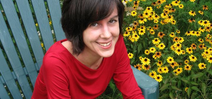 Poet Deborah Ager