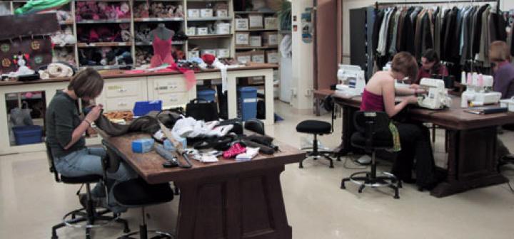 Bucksbaum Costume Shop
