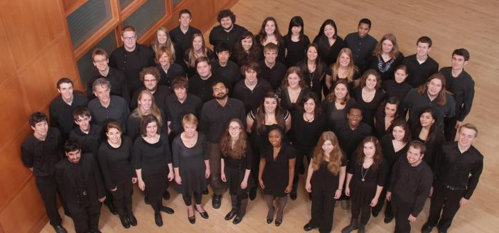 Grinnell Singers 2012