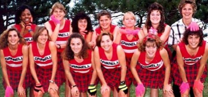 1990 Grinnell College women's cross country team