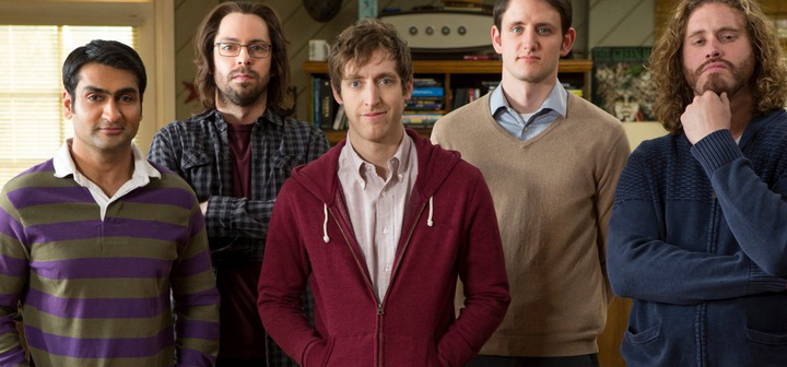 Cast of HBO's Silicon Valley
