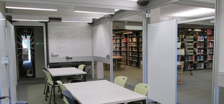 Burling Peer Mentoring and Collaboration Space