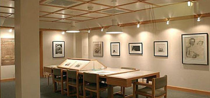 Print and Drawing Study Room