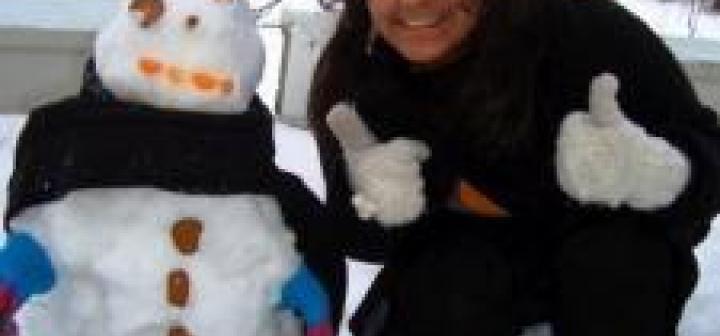 Sunanda Snowman