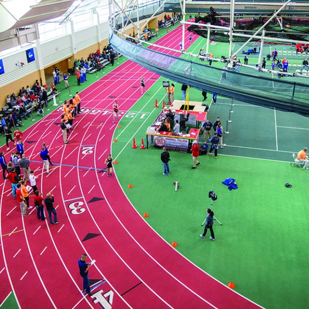 Grinnell indoor track