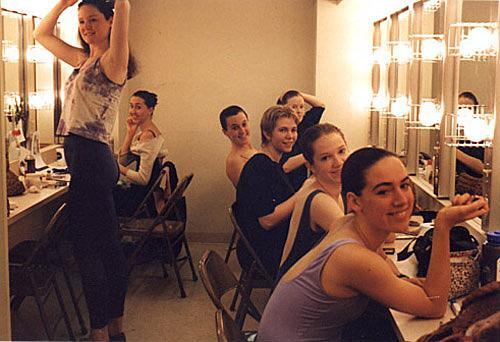 Bucksbaum Women's Dressing Room