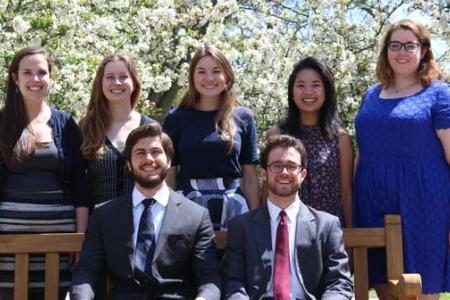 Grinnell College Fulbright Scholars
