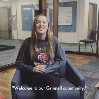 Although everyone is going through challenging times right now, we would like to take a moment to celebrate our newest Grinnellians who were admitted through Regular Decision last week. We are so excited to have you join our supportive community! #grinnell2024 #goforthgrinnellian