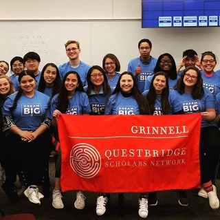 Congratulations to the Grinnell Questbridge Scholars who have been matched today! @questbridge #matchmonday