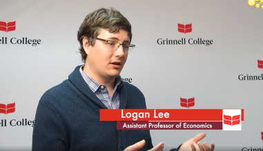 Logan Lee, Assistant Professor of Economics