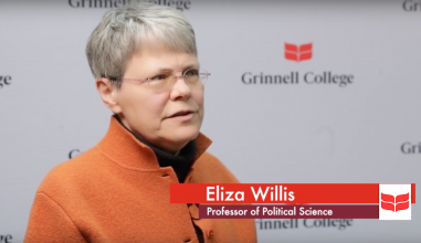 Eliza Willis, Professor of Political Science
