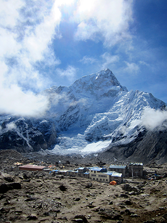 Everest camp