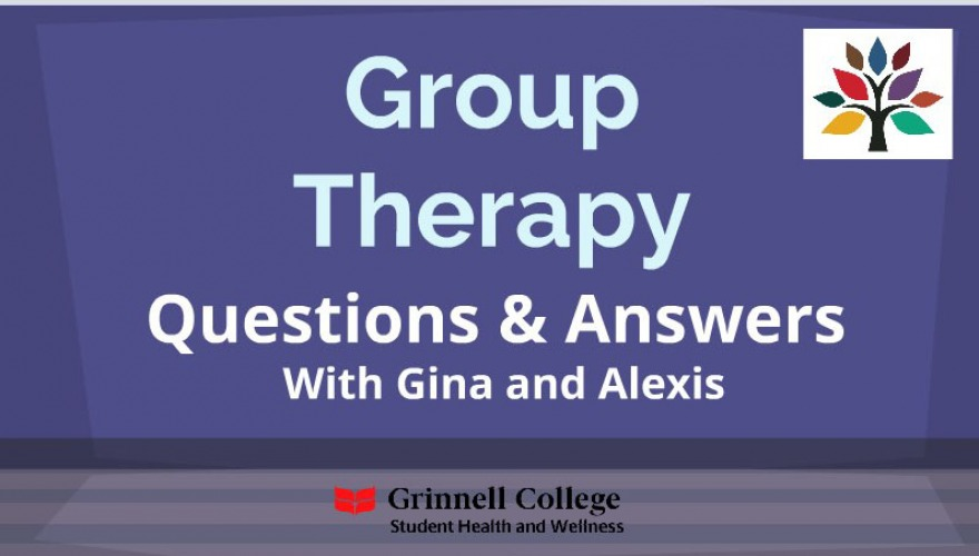 SHAW Group Therapy Informational Video
