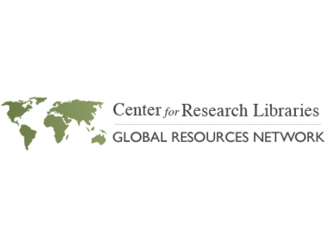 Center for Research Libraries Global Resources Network